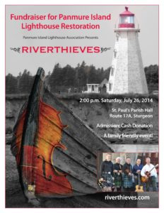 Riverthieves Concert - July 2014