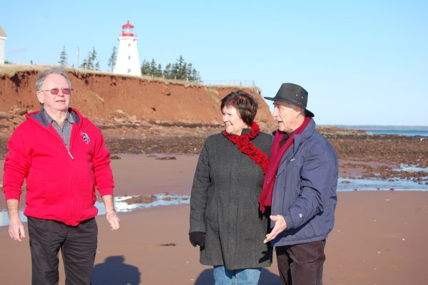 Early Discussion on saving the lighthouse - 2012